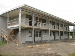 Classrooms, Illim College, Dallas